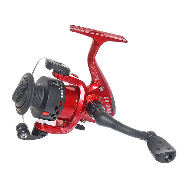 Катушка 4BB, цвет красный, CB200 купить оптом и в розницу