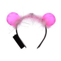 Ободок карнавальный с подсветкой ″Мышка″ 323-7 К* купить оптом и в розницу
