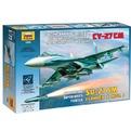 Сб.модель 7295ПН Самолет Су-27SM купить оптом и в розницу