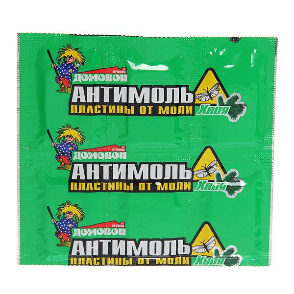 Пластины от моли 6шт хвоя антимоль купить оптом и в розницу