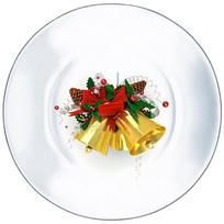 Тарелка мелкая 19,5см ″Новогодний подарок″ купить оптом и в розницу