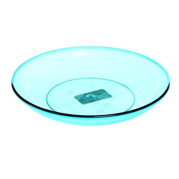 Тарелка пластиковая ″Сияние″ d-18 см ПКП-49ТХ купить оптом и в розницу