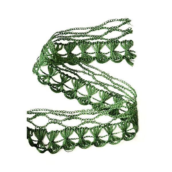 Пряжа для вязания Olimpia Iolanta цв.I08 зеленый 500г 5шт купить оптом и в розницу