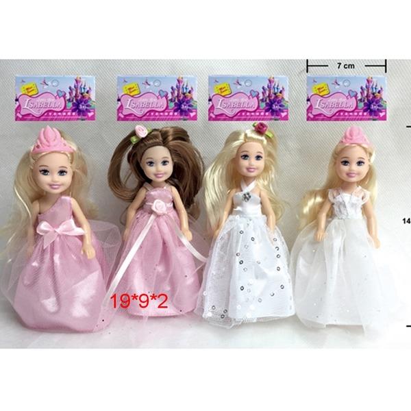 Кукла 1600K-CYL в пак. купить оптом и в розницу
