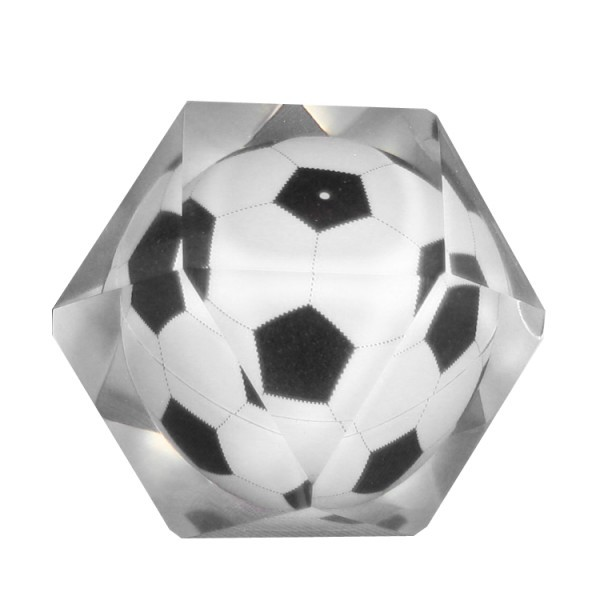 Фигурка из акрила ″Мяч″ С 4,8*4,8 купить оптом и в розницу