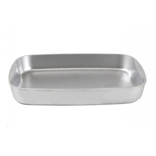 Противень 36,5*26 см литой алюминий КМ-п260 купить оптом и в розницу