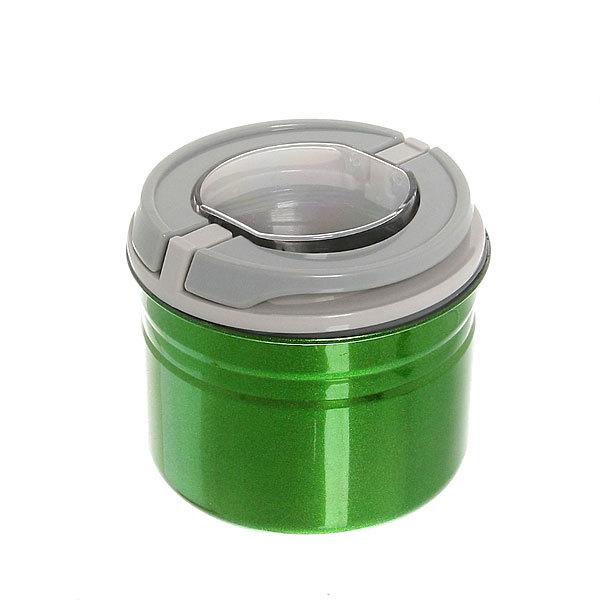 Банка для продуктов 400 мл с вакуумной крышкой ″Радуга″ 7,5 купить оптом и в розницу