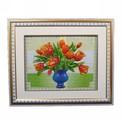 Картина объемная 51*61см ″Цветы″ F-1 купить оптом и в розницу