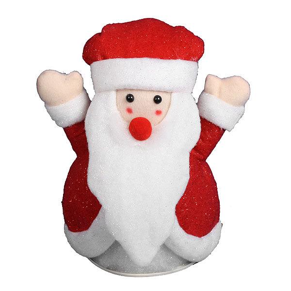 Игрушка ″Дед Мороз в колпаке″ светящийся 55см купить оптом и в розницу