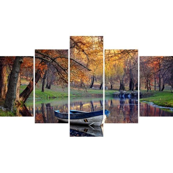 Картина модульная полиптих 75*130 Природа диз.13 37-02 купить оптом и в розницу