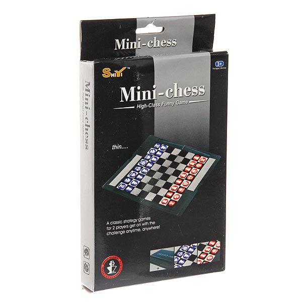 Игра настольная магнитная Шахматы 17х20см карт. упаковка 2001M купить оптом и в розницу