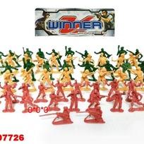 Набор солдатиков 6868-5 в пак. купить оптом и в розницу
