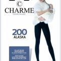 Колготки женские Alaska CHARME 200 nero 1/2 S (черный) купить оптом и в розницу