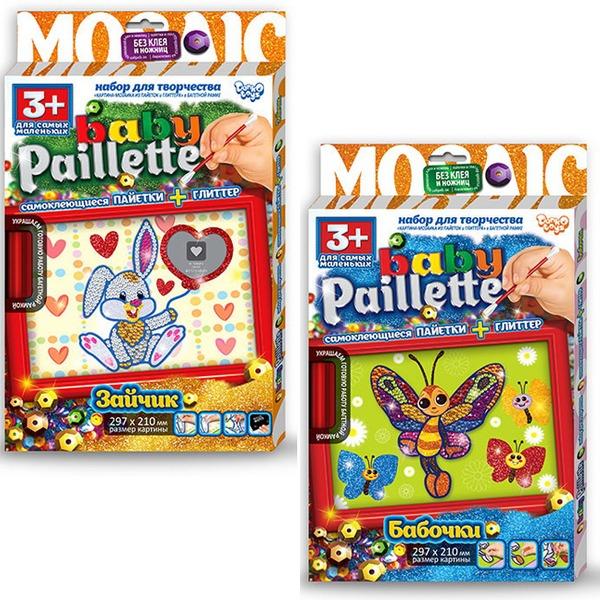 Набор ДТ Мозаика Baby Paillette /АльянсТрест/ купить оптом и в розницу