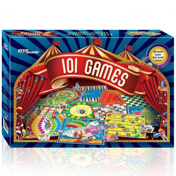 Наст.игра 101 в 1 76074 Лучшие Игры мира купить оптом и в розницу