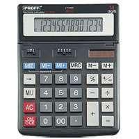Калькулятор PROFF настольный 14раз 200*150*27мм купить оптом и в розницу