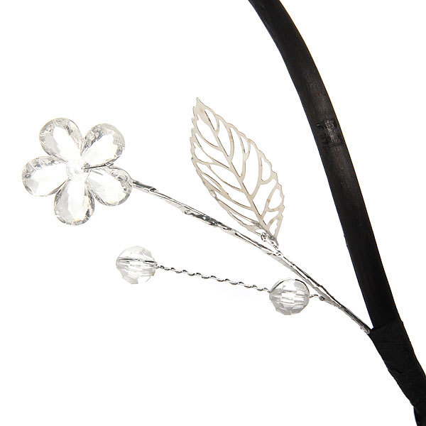 Цветок искусственный 150см ветка Яблоневый цвет цветки из акрила Y-23 купить оптом и в розницу