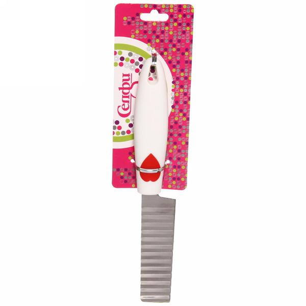 Нож кухонный ″Love″ фигурный овощной 23см купить оптом и в розницу