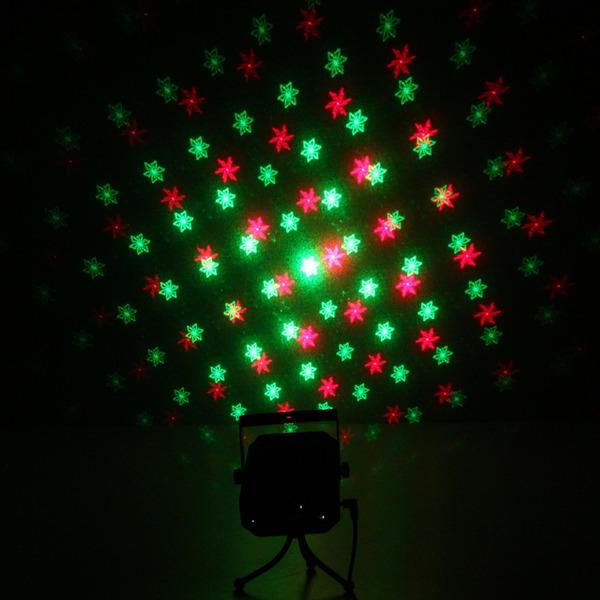 Световой прибор Лазер YК-20, RG, mic+auto, 20 рисунков, ПДУ купить оптом и в розницу