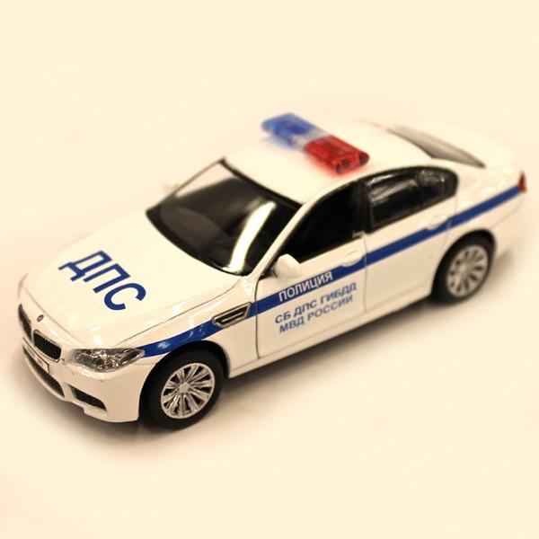 Модель BMW M5 RPS POLICE 1:30-39 004091PRU купить оптом и в розницу