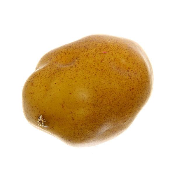 Муляж ″Картофель желтый″ 8,5см купить оптом и в розницу