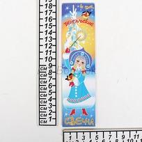 Свечи бенгальские 6 шт., 17,5 см купить оптом и в розницу