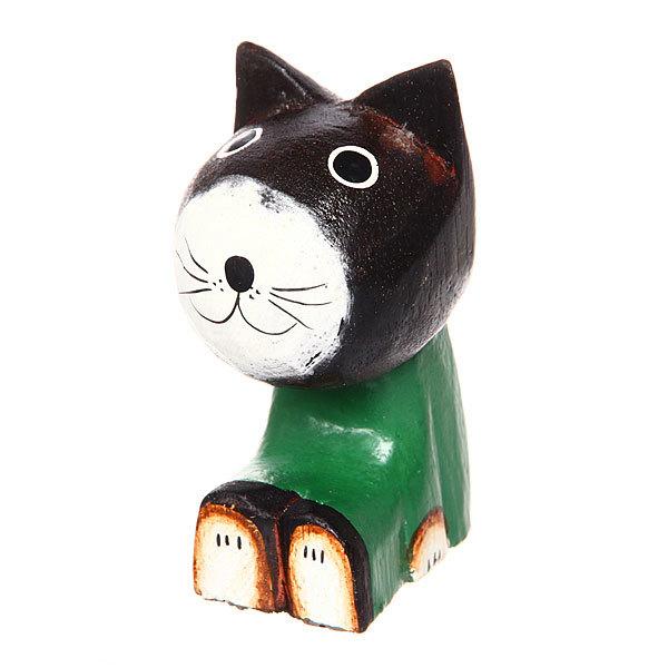 Сувенир Кошка сидячая 12см албезия купить оптом и в розницу
