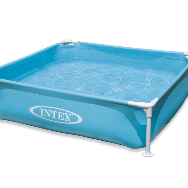 Бассейн каркасный Mini Frame 122*122*31 см Intex (57173) купить оптом и в розницу