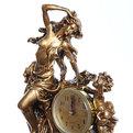 Часы скульптурные ″Девушка″ 23см QR7544 купить оптом и в розницу