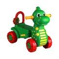 Каталка детская пл Дракон зеленый (Октябрьский)*2 купить оптом и в розницу