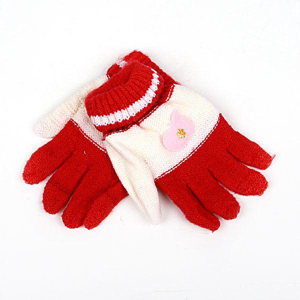 Перчатки молодежные ″Ассорти″ цвет в ассортименте h-17см купить оптом и в розницу