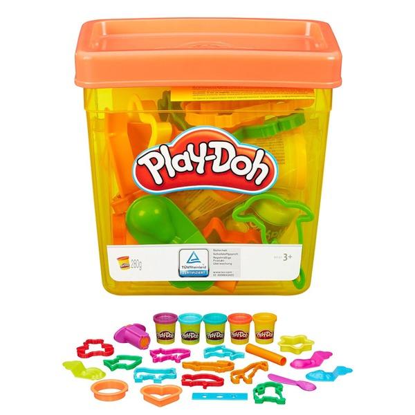 Play-Doh Контейнер с инструментами В1157 купить оптом и в розницу