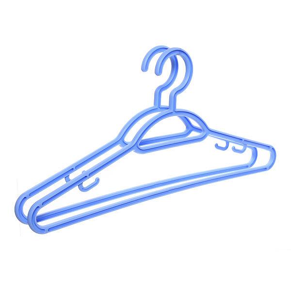 Вешалки-плечики для сорочек размер 48-50 набор 2шт купить оптом и в розницу
