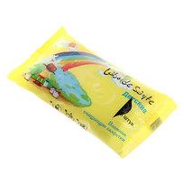 Салфетки влажные детские 15шт ″Labo de Sante″ очищающие ″Детские″ купить оптом и в розницу