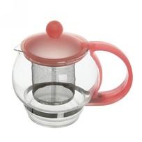 Чайник заварочный стеклянный 500 мл 136A купить оптом и в розницу