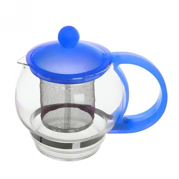 Чайник заварочный стеклянный 500 мл купить оптом и в розницу