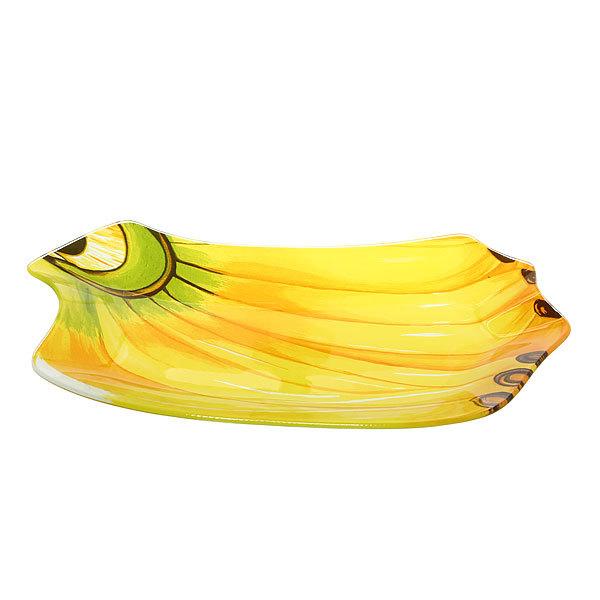 Блюдо ″Банан″ 28,8*16,5 см купить оптом и в розницу