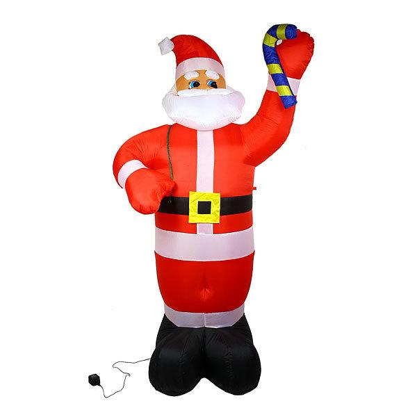 Фигура надувная ″Дед Мороз с мешком″ 2,1м купить оптом и в розницу