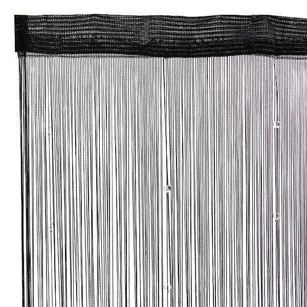Занавеска нитяная 1*2м однотонная с бусинами Ультрамарин купить оптом и в розницу