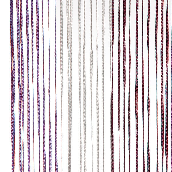 Занавеска нитяная 1*2м цветная Ультрамарин купить оптом и в розницу