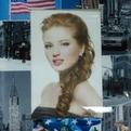 Фоторамка из стекла ″Городской стиль″ 10х15см ZH4419-46 купить оптом и в розницу