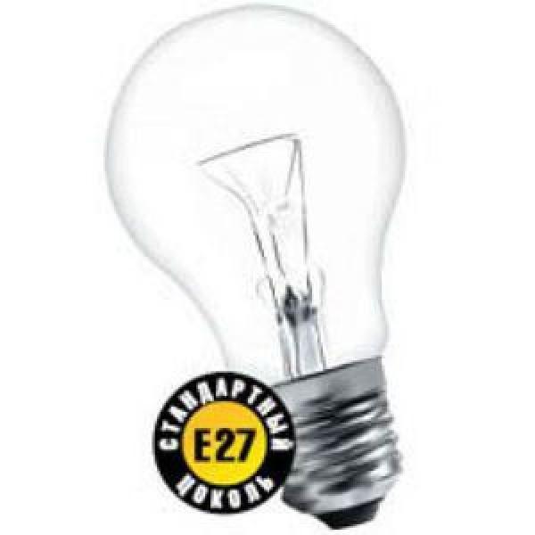 Лампа накаливания Б 60 Вт Е27 гофра Лисма (154/154) купить оптом и в розницу
