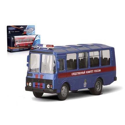 Модель ПАЗ-32053 Следственный комитет 1:43 49029 купить оптом и в розницу