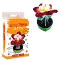 Набор ДТ Волшебные кристаллы Красный цветок CD-128 купить оптом и в розницу