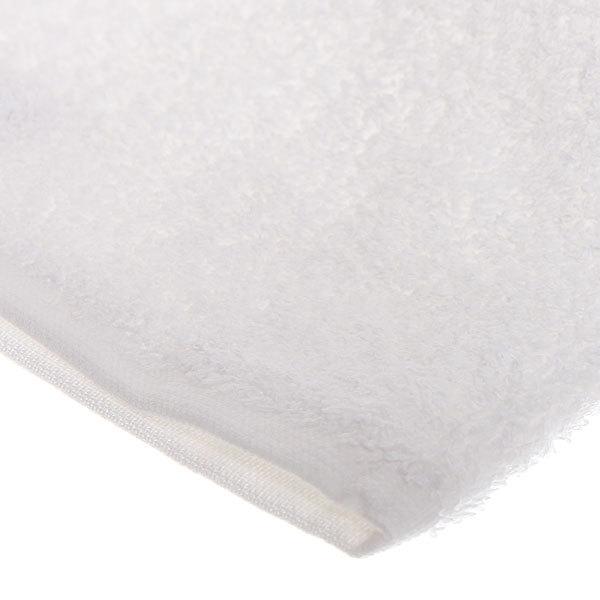 Махровое полотенце 70*140см белое ГК140-000 купить оптом и в розницу