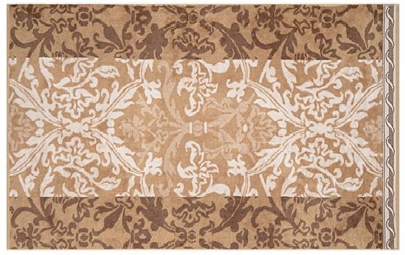 ПЦ-734-2220 полотенце 70x140 махр п/т Giovanni цв.10000 купить оптом и в розницу