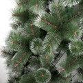 Елка искусственная 120 см лесочная Звездная пыль 80 веток купить оптом и в розницу