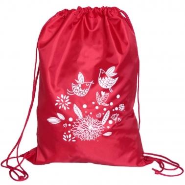 Рюкзак-мешок Андромеда №221 красный купить оптом и в розницу