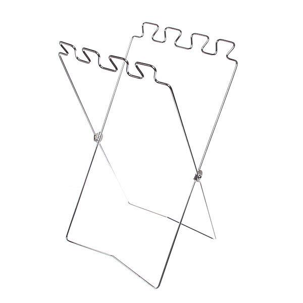 Стойка для сумок и пакетов металлическая 57*32см купить оптом и в розницу
