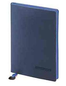 """Дневник универсал.дизайн.обл.АЛЬТ, """"Mercury"""", синий, переплет.материал, белый блок, ляссе купить оптом и в розницу"""